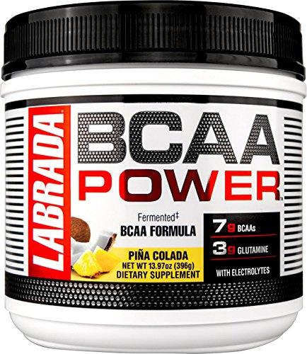 Labrada nutrition - labrada bcaa power pina colada 396gr