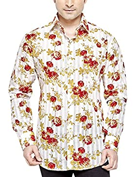 GORDON BISHOP Camisa Estilo Regular De Manga Larga Casual Para Hombres