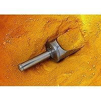 arcacolors–pigments colorantes para hormigón cemento Enduit mortero losa cal yeso óxido de hierro cromo titanio, amarillo