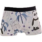 Nigel S-XXL Mens Boxer Slip Boxer Intimo Comfort Panda Bamboo