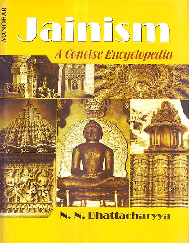 Jainism: A Concise Encyclopaedia por N.N. Battacharya