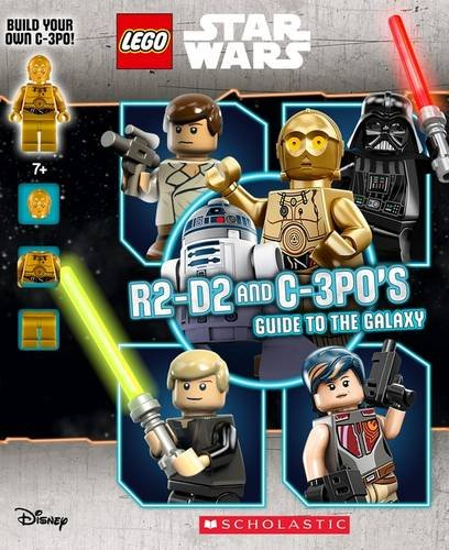 LEGO STAR WARS: R2-D2 and C-3P0's Guide to the Galaxy por Ace Landers