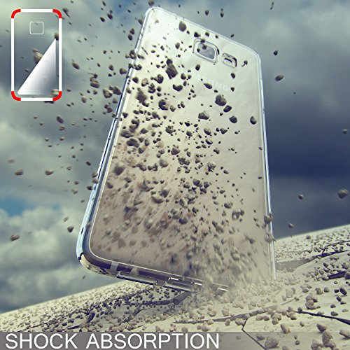 NALIA Handyhülle für Samsung Galaxy A5 2017, Ultra-Slim TPU Silikon Jelly Case Hülle, Dünne Gummi Schutzhülle Skin, Etui Handy-Tasche Back-Cover Bumper für Samsung A5 2017 Smartphone - Grün - 6