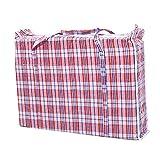 Cosanter Groß Bett-Decken Aufbewahrungstasche Tragetasche Mit Handgriff für Bettzeug Matratzenauflagen Decken Bettdecken Kissen, 80 x 60 x 20cm