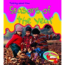 LN Talking About Time: Seasons of the year Hardback