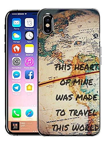 iPhone X Back Cover Protector Fall, Style-5