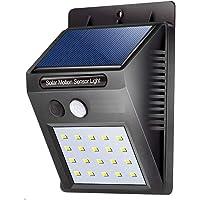 EAYIRA Bright Outdoor Security Lights with Motion Sensor Solar Powered Wireless Waterproof Night Spotlight for Outdoor…