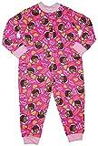 Disneys Doc McStuffins Mädchen Schlafanzug rosa Pinks/Multicoloured One Size, rosa