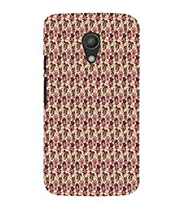 Bees Cockroach Skull 3D Hard Polycarbonate Designer Back Case Cover for Motorola Moto G2 X1068 :: Motorola Moto G (2nd Gen)
