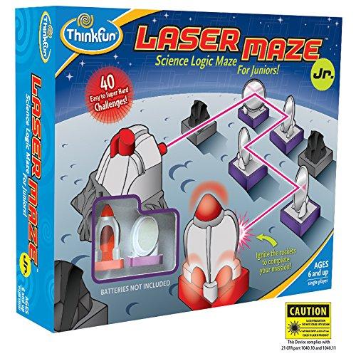 Think Fun Laser Maze Junior Board Game