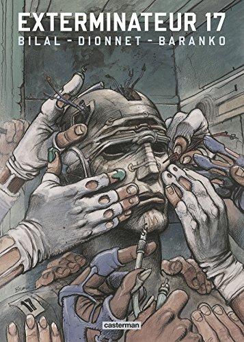 Exterminateur 17 : Intégrale par
