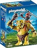 Playmobil 9343 - Riesentroll mit Zwergenrucksack Spiel