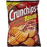 Lorenz Snack World Crunchips Roasted Spare Ribs, 8er Pack (8 x 150 g)