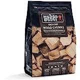 Weber Pezzi di Legno per affumicatura-Hickory, Marrone
