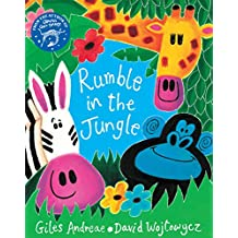 Rumble in the Jungle (English Edition)
