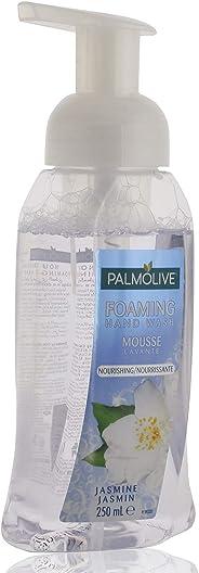 Palmolive Liquid Hand Soap Foam Pump Jasmine Wash- 250mL 1 Pack