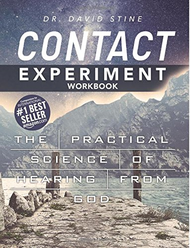 Contact Experiment Workbook 40 Days Of Hearing From God Workbook