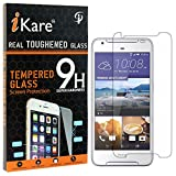 HTC Desire 628 Tempered Glass, iKare Tempered Glass Screen Protector for HTC Desire 628 (2.5D Smooth Edge Ultra Clear)