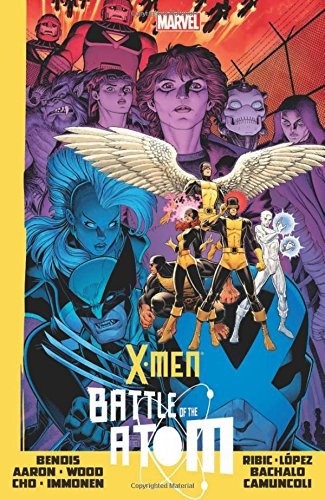 X-Men Battle Of Atom HC