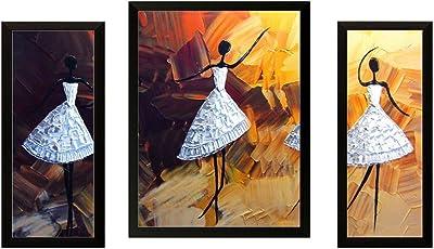 PAF Modern Art Framed Wall Art Paintings