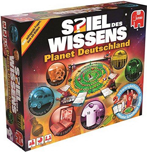 Spiel des Wissens Planet Deutschland, 1 Stück
