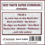 Stimmung am Rhein Medley: Kleine Winzerin am Rhein / Ich hab' den Vater Rhein in seinen Bett geseh'n / Lore, leih mir dein Herz / Wer soll das bezahlen / Lass das mal den Vater machen / Ich fahr' mit meiner Lisa / Oh, wie bist du schön / Am 30. Mai i