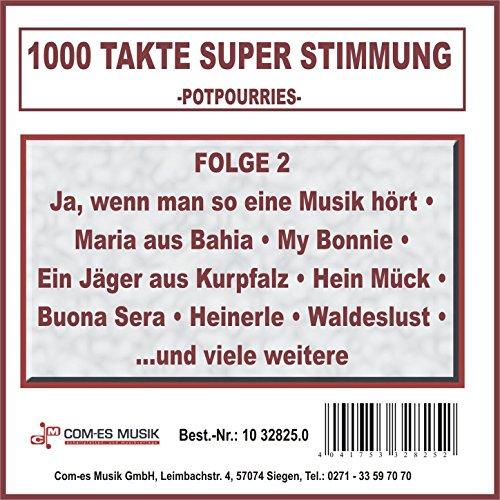 ley: Ein Heller und ein Batzen / Oh, alte Burschenherrlichkeit / Das Wirtshaus an der Lahn / Studio auf einer Reis' / Stiefel muss sterben / Hoch soll er leben (Super Hohe Stiefel)