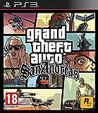 GTA SAN ANDREAS PS3 UK