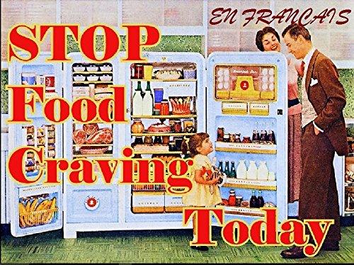 Arrêtez Craving Aliments, aujourd'hui et pour la vie: (Avec l'Easy One-Thought® Autogéré Recovery System)