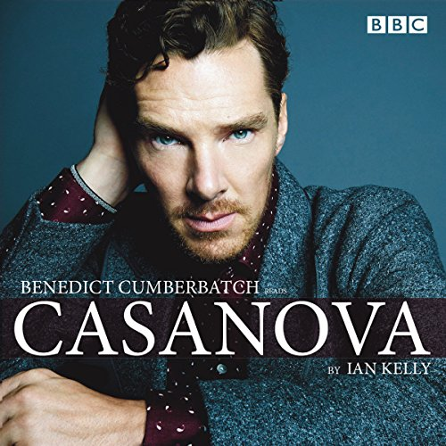 Benedict Cumberbatch reads Ian Kelly's Casanova por Ian Kelly