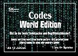 Codes - World Edition
