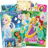 Disney Princess Toddler Girl Books Review and Comparison