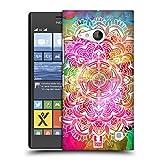 Head Case Designs Wasserfarben Mandala Doodle Ruckseite