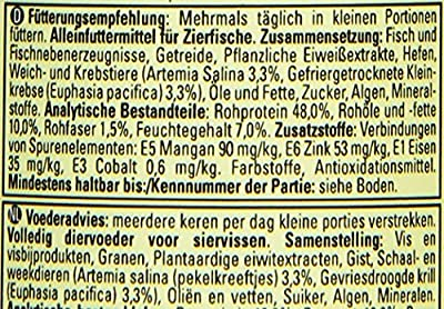 Tetra Betta (hochwertiges Hauptfutter speziell entwickelt für Betta splendens und andere Labyrinthfische), 100 ml Dose