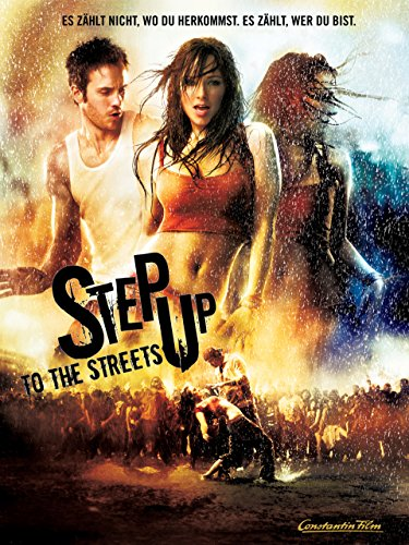 Step Up to the Streets (In All Up Step)