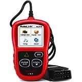 Autel AutoLink AL319 Universal OBD2 Reader Car Diagnostic Scanner Tool Vehicle Engine Fault Code Reader