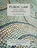 Public Law Text, Cases, and Materials 2/e