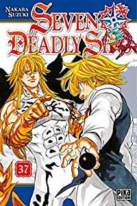 Seven Deadly Sins Edition simple Tome 37