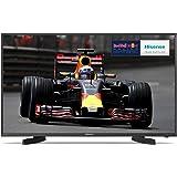 Hisense 49 inch Widescreen Smart LED TV - Black