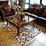 Villa di lusso tappeto da salotto ( colore : K , dimensioni : 1.2*1.8M )