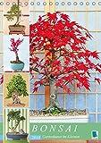 Bonsai: Gartenkunst im Kleinen (Tischkalender 2018 DIN A5 hoch): Japanische Gartenkunst Bonsai (Monatskalender, 14 Seiten ) (CALVENDO Orte) [Kalender] [Apr 11, 2017] CALVENDO, k.A.