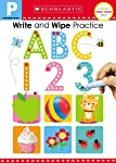 Write and Wipe Practice Flip Book: ABC 123 (Scholastic Early Learners) (Scholastic Early Learners (Cartwheel - US))