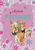 Meine Freunde: Eintragbuch Pferde