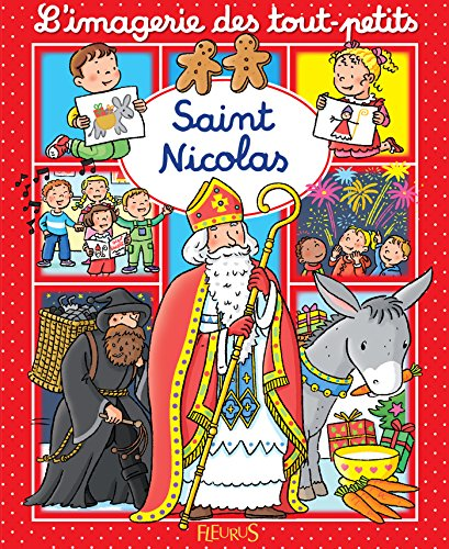 Saint Nicolas (Imagerie des tout-petits) par Sylvie Michelet
