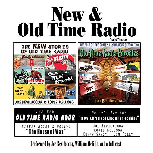 New & Old Time Radio  Audiolibri