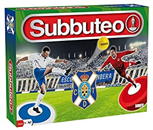 Eleven Force- Subbuteo Playset CD Tenerife (63768),, Ninguna (