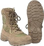 Tactical Boot Zipper A-Tacs FG® Gr.7