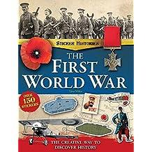 First World War Sticker History Book (Sticker Histories)