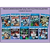 The Asylum Mockbuster 3D Blu-ray Kult Fan Collection