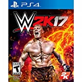 #9: WWE 2K17 - PlayStation 4